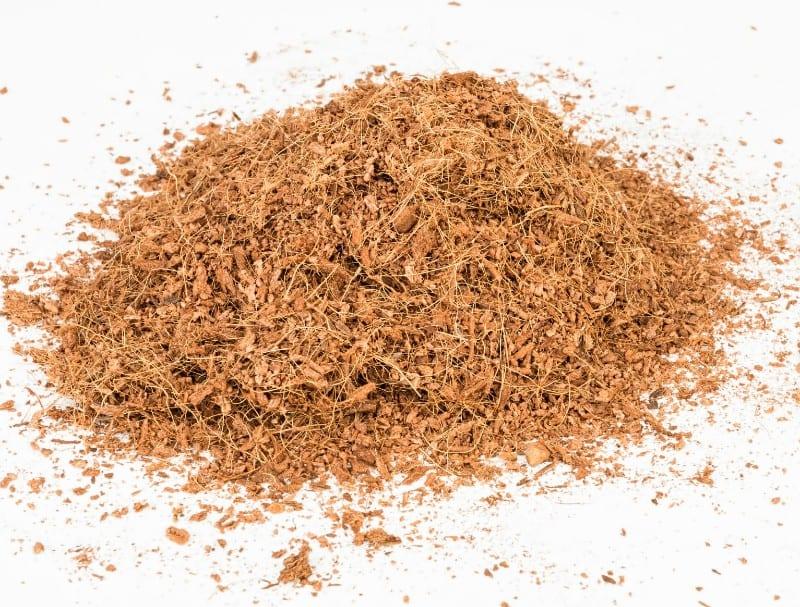 coco coir soil requirement