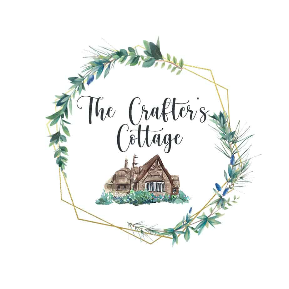 The Crafters Cottage Logo