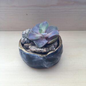 Handmade Succulent Wabi Sabi Pot